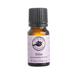 perfect potion essential oil relax