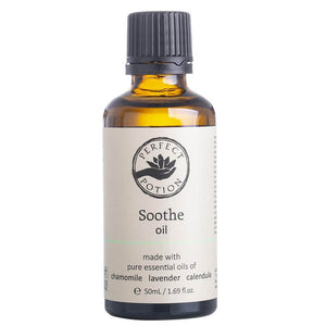perfect potion soothe oil