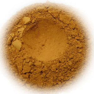 Rhasdala Mineral Eye Shadow - Aztec Gold