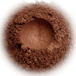 Rhasdala Mineral Eye Shadow - Chocolate Satin
