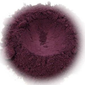 Rhasdala Mineral Eye Shadow - Dark Plum