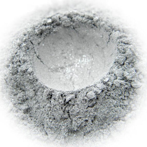 Rhasdala Mineral Eye Shadow - Silver
