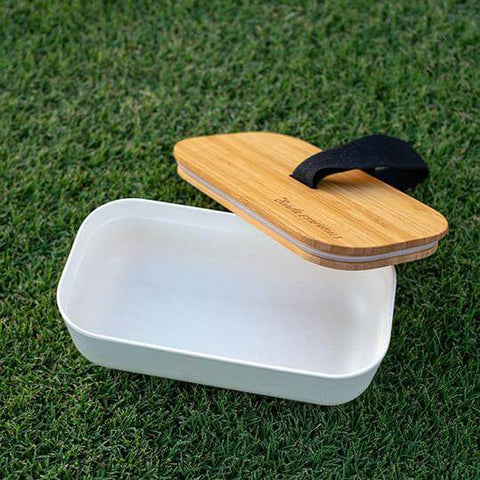 senda bamboo lunch box