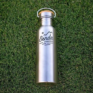 Senda Essentials - 800ml Stainless Steel Water Bottle