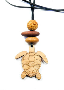 Loggerhead Turtle Necklace - Elements Jewellery