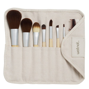 wotnot vegan makeup brushes