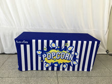 Load image into Gallery viewer, Popcorn Seller Table Cloth