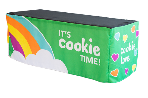 It's Cookie Time Table Cover- Free Shipping