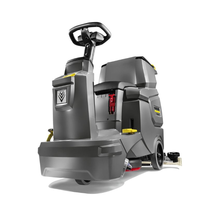 Karcher BD 50/70 R Classic Battery Powered Ride On Scrubber Dryer