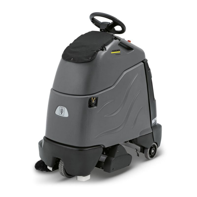 Karcher CV 60/2 RS Step-on Brush-Type Vacuum Cleaner