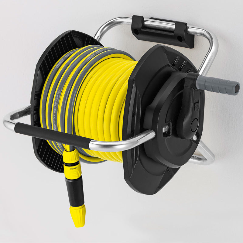 Karcher Wall Mounted Hose Reel Kit