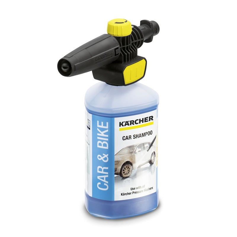Karcher FJ10 Foam Jet Nozzle with Car Shampoo
