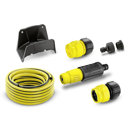 Karcher Hose Set With Hose Hanger, 15m