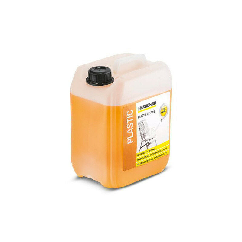 Karcher Plastic Cleaning Detergent 5l