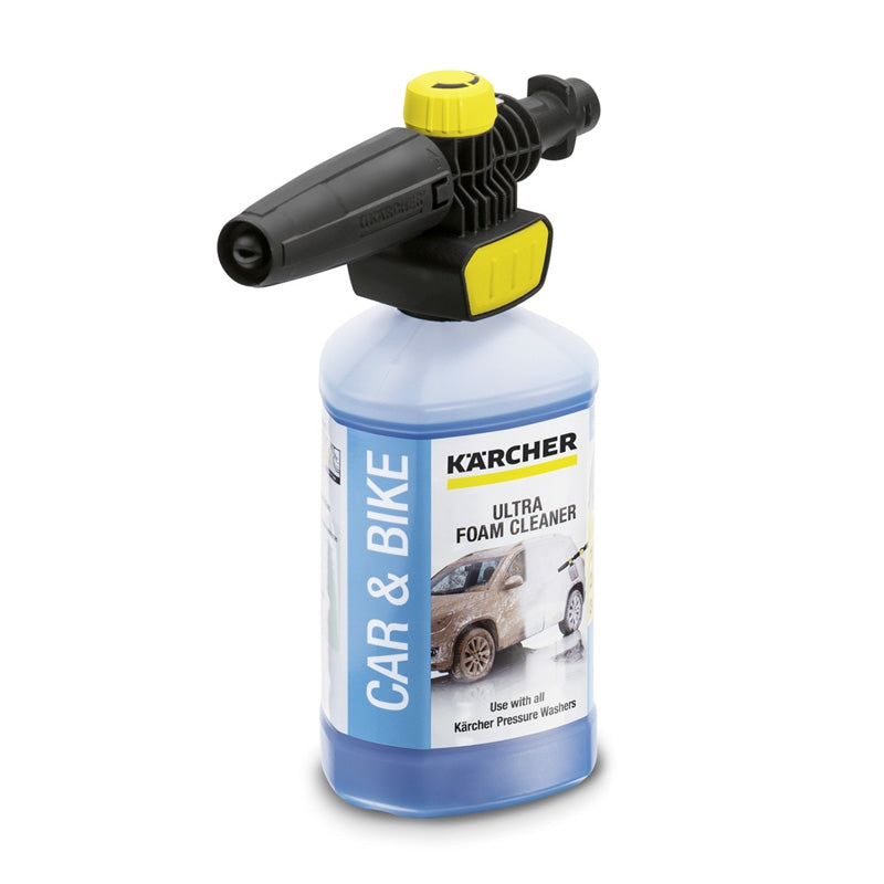 Karcher FJ10 Foam Jet Nozzle with Ultra Foam Cleaner