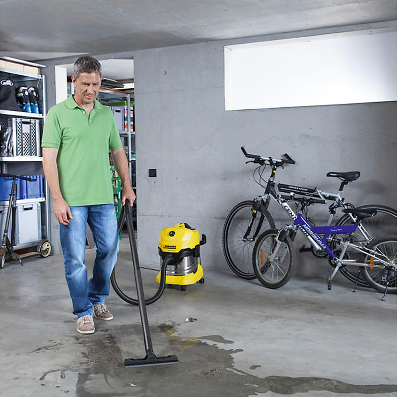 Karcher WD4 Premium Wet and Dry Vacuum Cleaner