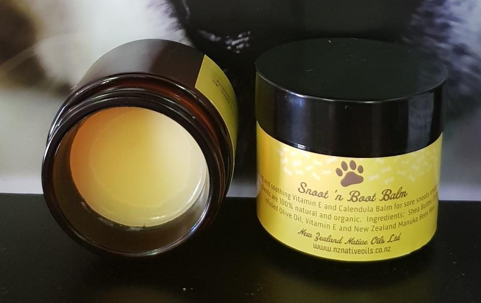 Snoot 'n Boot Balm 60g-Dog Product-NZ Native Oils Ltd