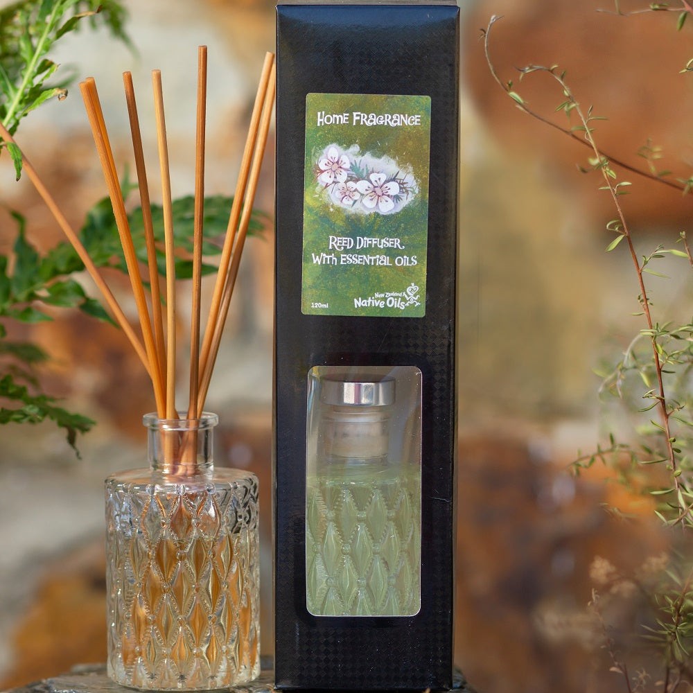 Reed Diffuser - Home Fragrance-NZ Native Oils Ltd
