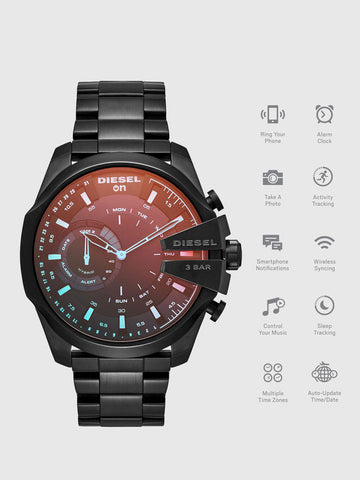Mega Chief Hybrid ip case hybrid smartwatch