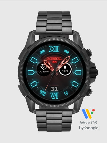 Full Guard Smartwatch Stainless Steel