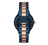 Fossil Venture Black Dial Smart Watch