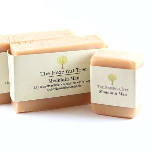 The Hazelnut Tree: Soap- Mountain Man