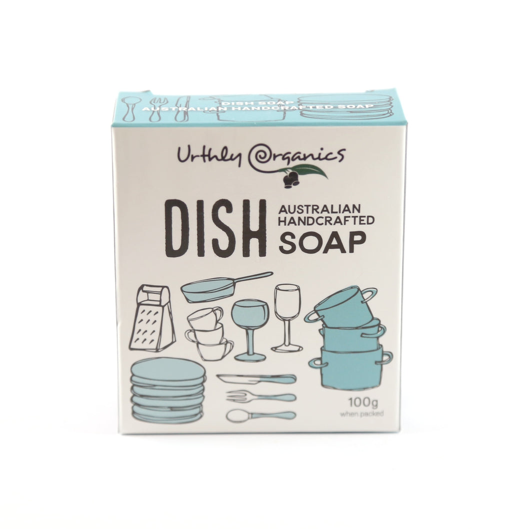 Urthly Organics: Kitchen Soap