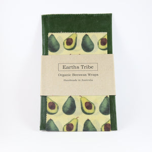 avocado beeswax wrap