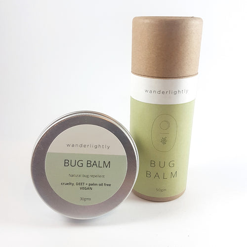 Wander Lightly: Bug Balm