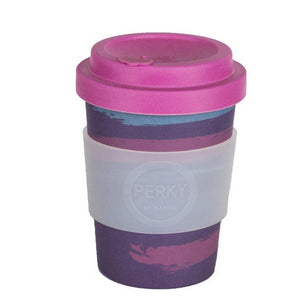 Perky By Nature: Bamboo Fibre Cup (small/medium)