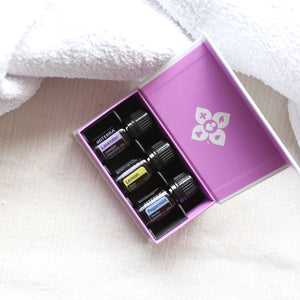 DōTERRA Introductory Kit; Lavender, Lemon and Peppermint Essential Oils