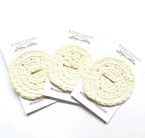Boho Things: Crochet Face Scrubbie
