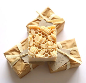 The Hazelnut Tree: Manuka Honey Soap