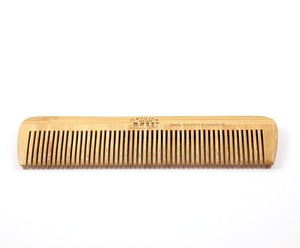 Bass Brushes: Wooden Comb - Pocket Size