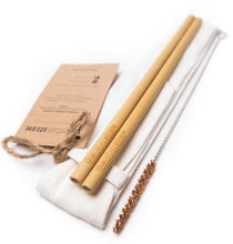 Load image into Gallery viewer, The Other Straw: 2 Pack Original Straw With Brush