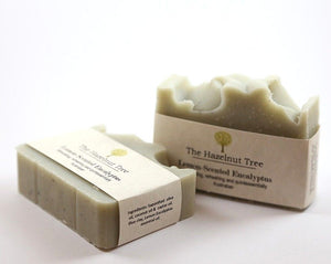 The Hazelnut Tree: Soap- Lemon Eucalyptus