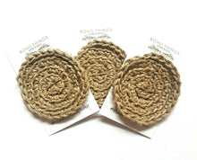 Load image into Gallery viewer, Boho Things: Crochet Face Scrubbie