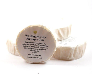 The Hazelnut Tree: Shampoo bar