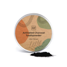 Load image into Gallery viewer, Brush It On: Charcoal Tooth Powder
