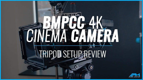 BMPCC4K Camera Tripod Review | Fotga Tilta Metabones | Episode 3