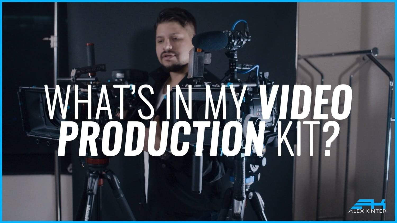 What's in my 2020 Video Production Kit? (Camera Equipment Overview)