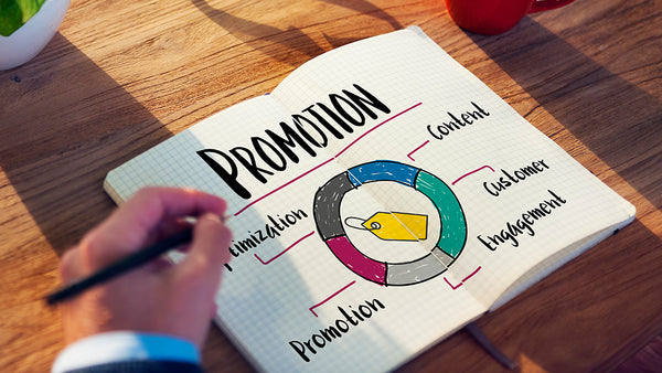 Product Promotion & Content Marketing - Alex Kinter