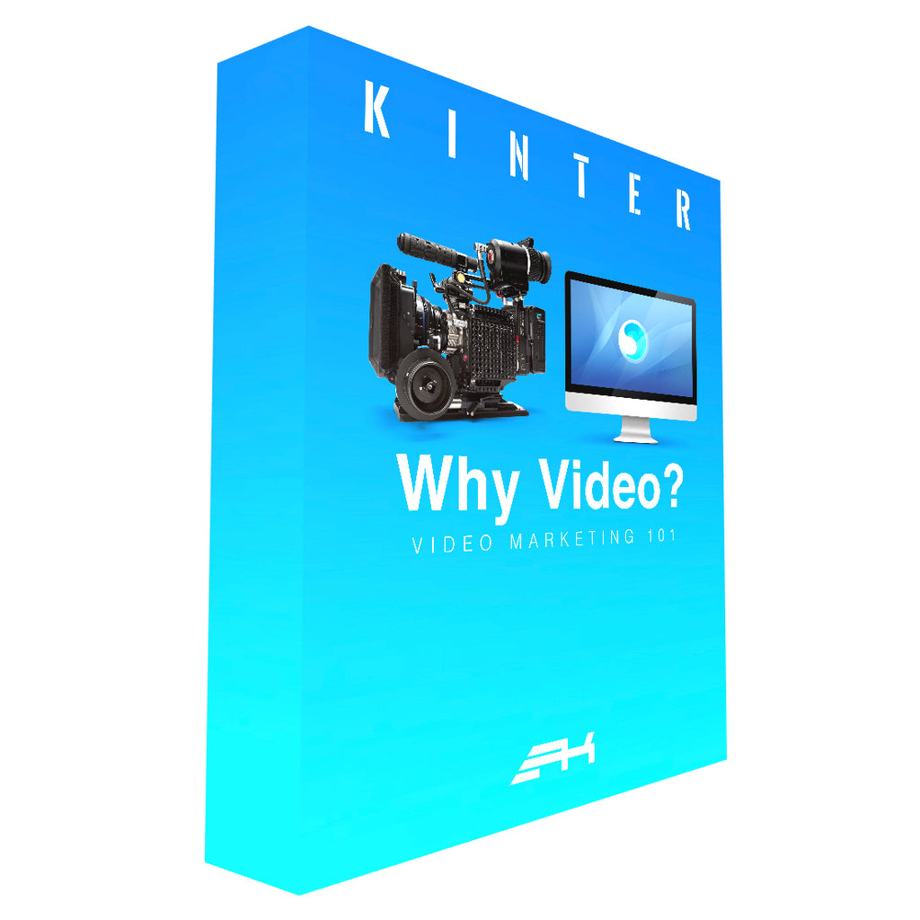 Video Marketing 101 eBook Why Video? | Alex Kinter