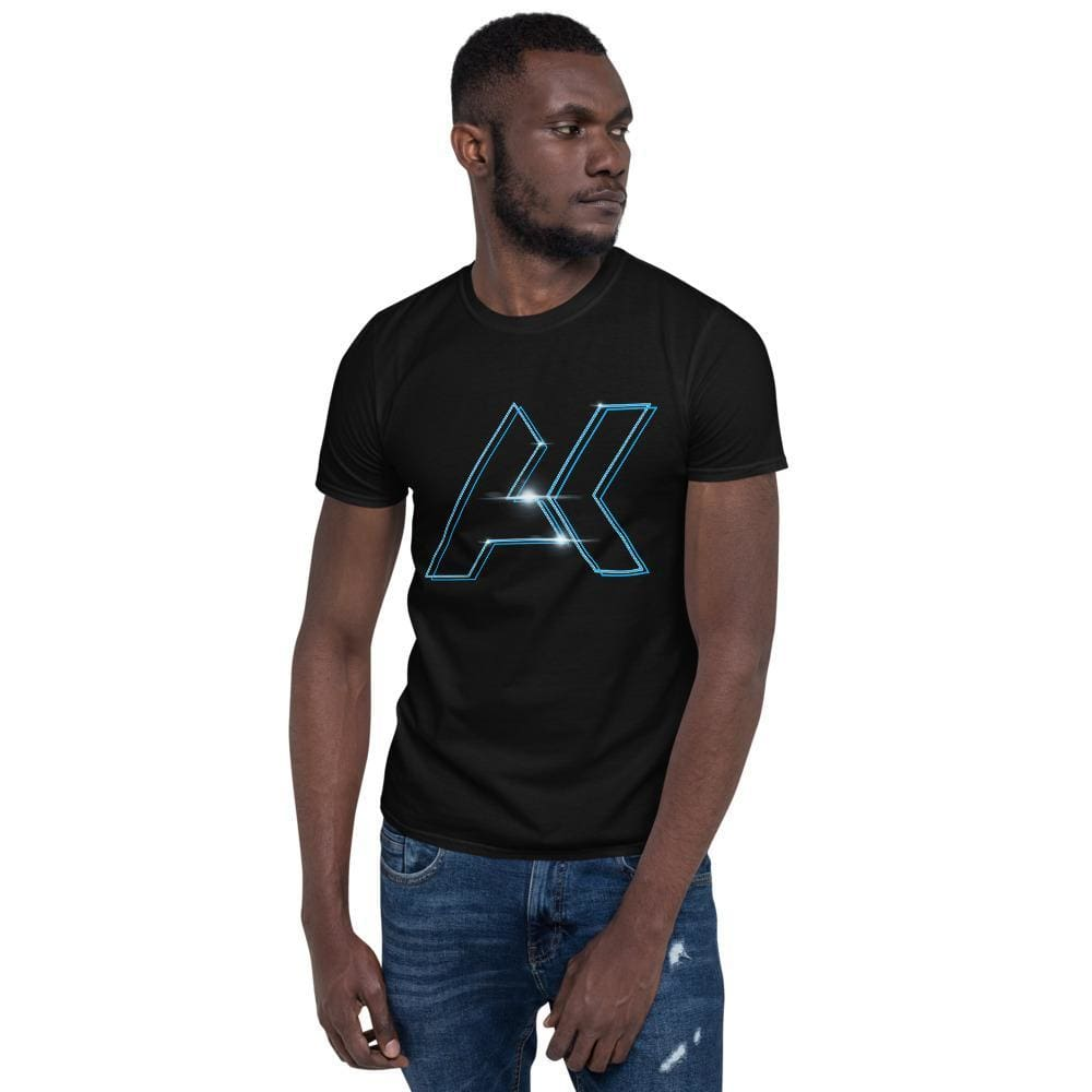 Alex Kinter Graphic Short-Sleeve Dubstep Unisex EDM T-Shirt - Black / S - Shirts