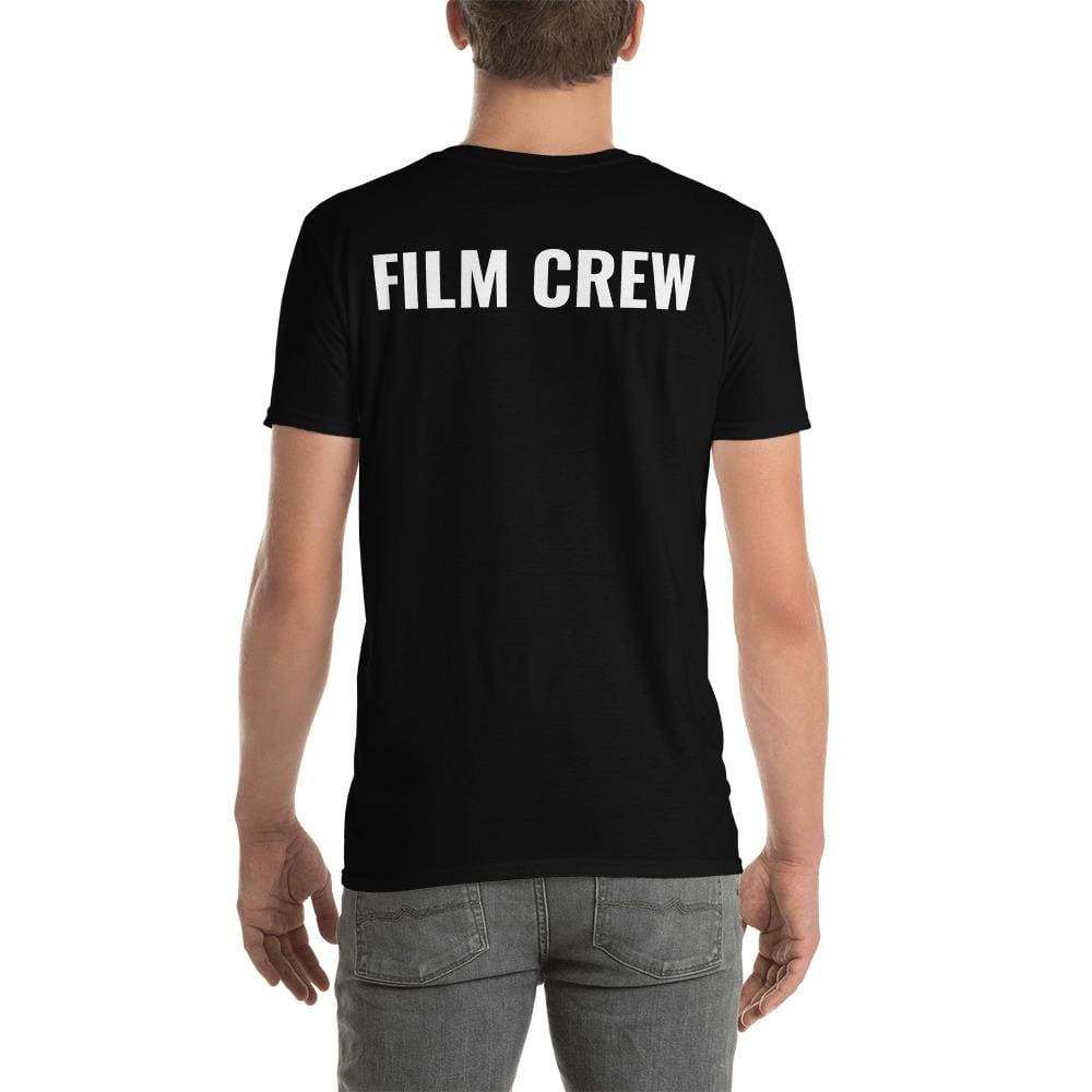 CINEslate Film Crew - Short-Sleeve Unisex T-Shirt - Shirts