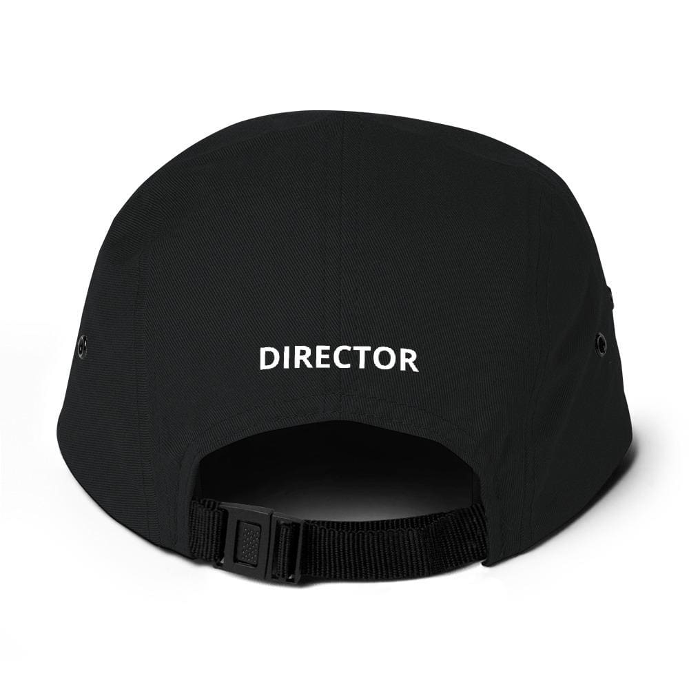 Director Hat - 5 Panel Cap - Hats