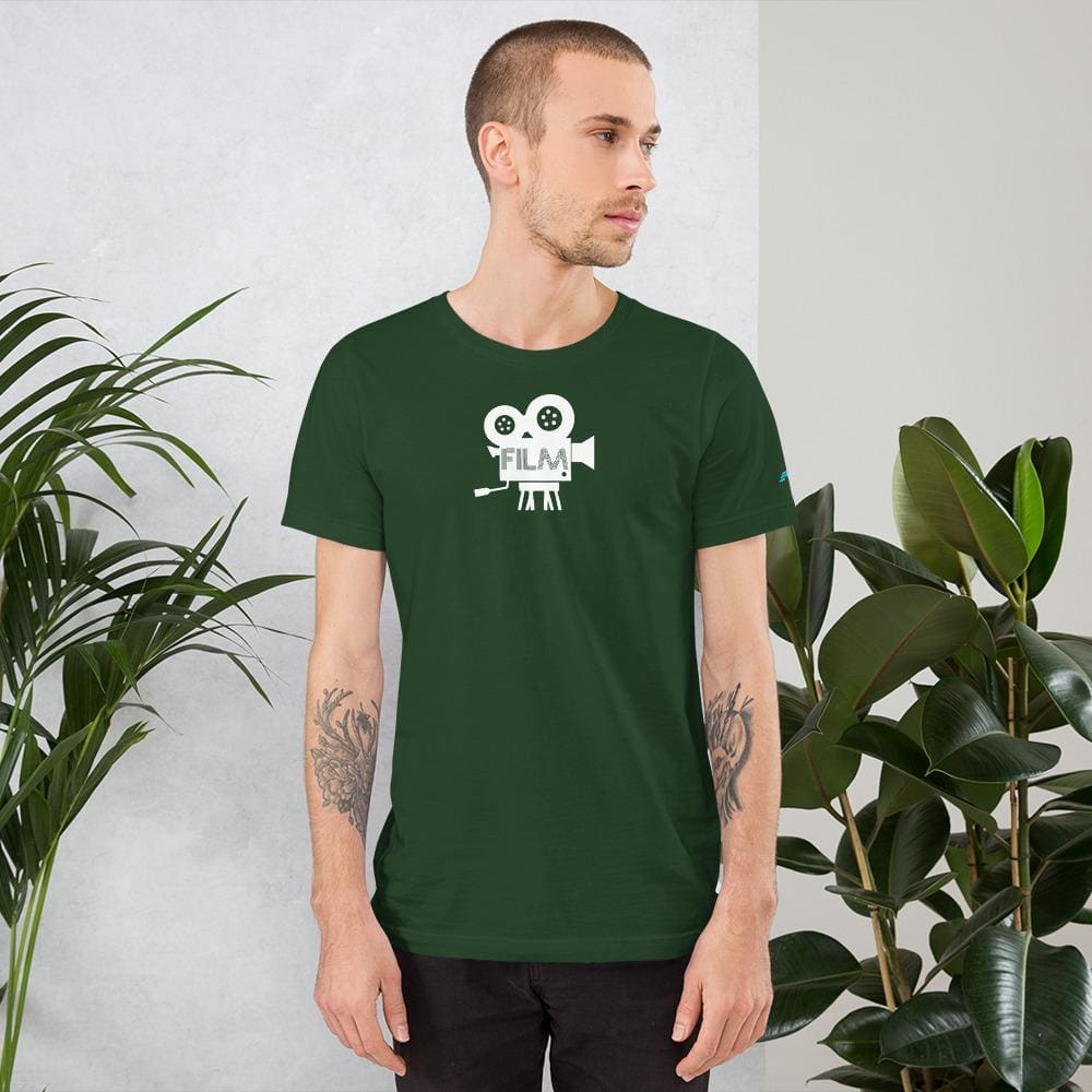 Film Crew Apparel - Film and TV Pro T-Shirt - Forest / S - Shirts
