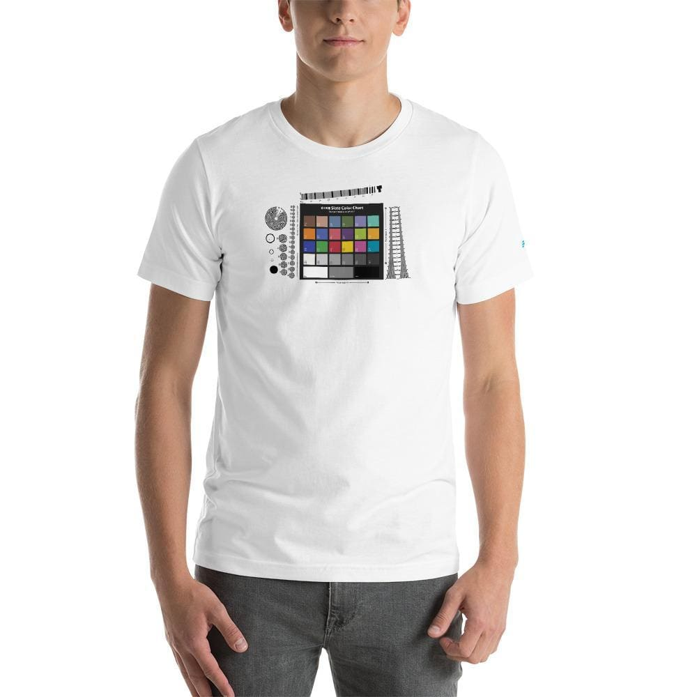 Film Crew Apparel - CINEslate T-Shirt - White / XS - Shirts