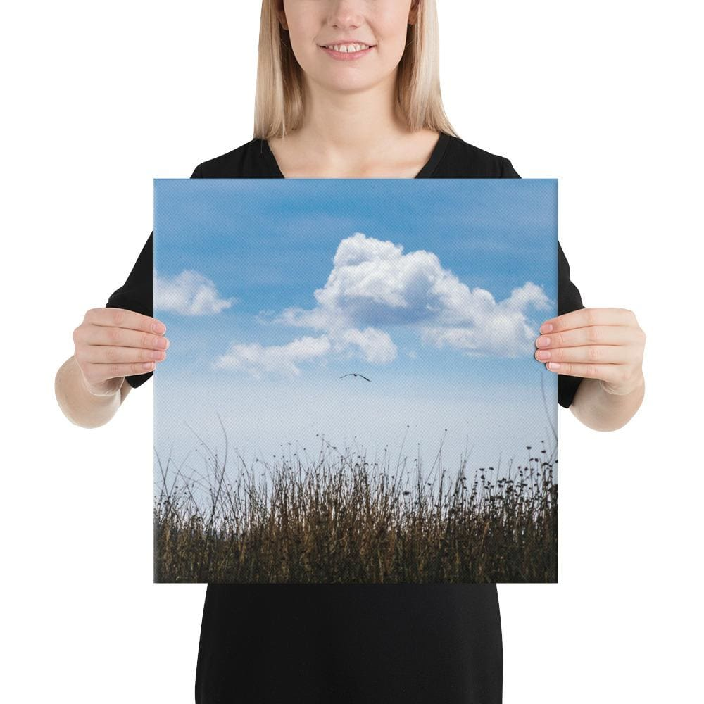 Float Canvas Art Print | 12- 36 Sizes - 16×16 - Prints