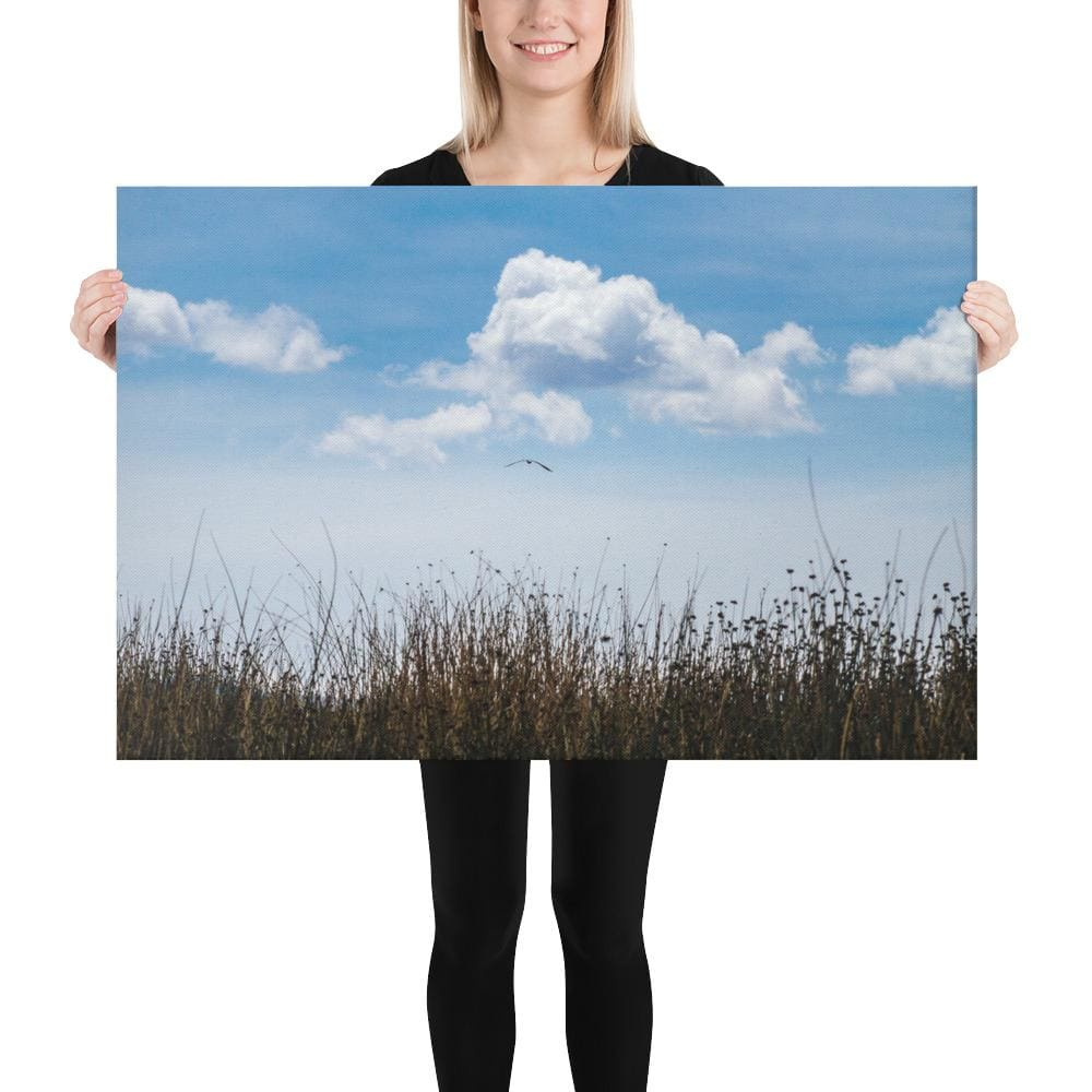 Float Canvas Art Print | 12- 36 Sizes - 24×36 - Prints